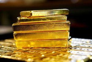Emas Naik Dipicu Pernyataan Pesimis Ketua Fed soal Pemulihan Ekonomi AS