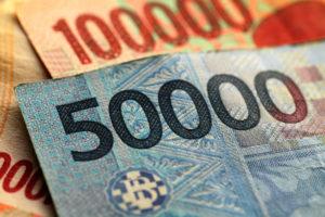 Rupiah Turun Tipis, EUR/USD Naik Ditengah Ketegangan AS-Cina