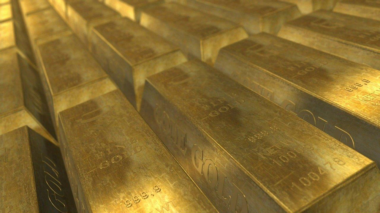 Tiga Hari Berturut-turut, Harga Emas Jatuh